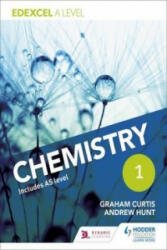 Edexcel A Level Chemistry Student Book 1 (ISBN: 9781471807466)