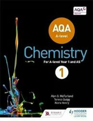 AQA A Level Chemistry Student Book 1 (ISBN: 9781471807671)