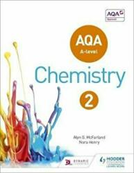 AQA A Level Chemistry Student Book 2 (ISBN: 9781471807701)