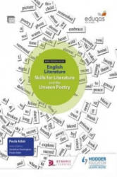 WJEC Eduqas GCSE English Literature Skills for Literature and the Unseen Poetry Student Book - ADAIR, PAULA, BASHAM (ISBN: 9781471831997)