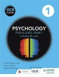 OCR Psychology for A Level Book 1 (ISBN: 9781471835902)
