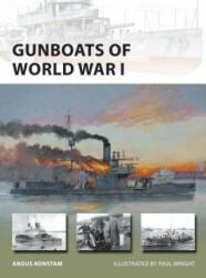 Gunboats of World War I - Angus Konstam (ISBN: 9781472804983)