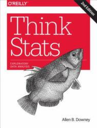 Think Stats (ISBN: 9781491907337)