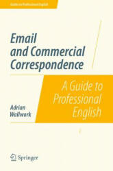 Email and Commercial Correspondence (ISBN: 9781493906345)