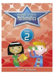 Rising Stars Primary Maths Year 2 Textbook (ISBN: 9781783395231)