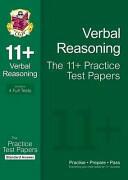 11+ Verbal Reasoning Practice Test Papers: Standard Answers (ISBN: 9781847628220)