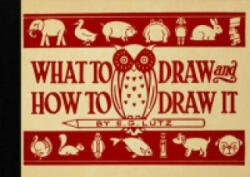 What to Draw and How to Draw it (ISBN: 9781910552032)