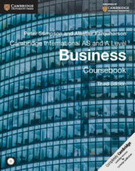 Cambridge International AS and A Level Business Coursebook (ISBN: 9781107677364)
