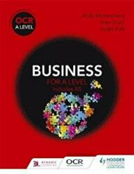OCR Business for A Level (ISBN: 9781471836152)