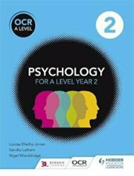 OCR Psychology for A Level Book 2 (ISBN: 9781471836282)