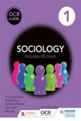 OCR Sociology for A Level (ISBN: 9781471839481)