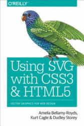 Using SVG with CSS3 and HTML5 (ISBN: 9781491921975)