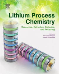 Lithium Process Chemistry - Resources, Extraction, Batteries, and Recycling (ISBN: 9780128014172)