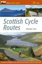 Scottish Cycle Routes (ISBN: 9780956036773)