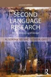 Second Language Research (ISBN: 9781138808560)