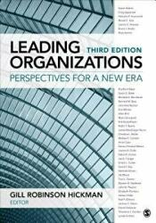 Leading Organizations - Perspectives for a New Era (ISBN: 9781483346694)