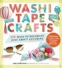 Washi Tape Crafts (ISBN: 9780761184836)