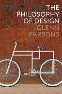 Philosophy of Design (ISBN: 9780745663890)