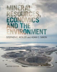 Mineral Resources, Economics and the Environment (ISBN: 9781107074910) (ISBN: 9781107074910)