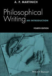 Philosophical Writing (ISBN: 9781119010036)