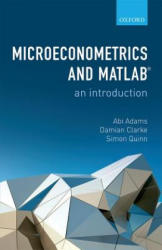 Microeconometrics and MATLAB: An Introduction (ISBN: 9780198754503)