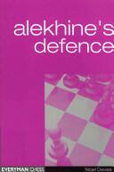 Alekhine's Defence (ISBN: 9781857442533)