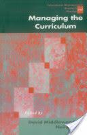 Managing the Curriculum (ISBN: 9780761970323)