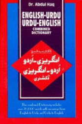 English-Urdu and Urdu-English Combined Dictionary (ISBN: 9788176500326)