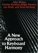 New Approach to Keyboard Harmony (ISBN: 9780393950014)