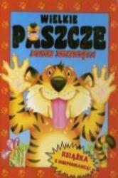 WIELKIE PASZCZE DZIKIE ZWIERZTA KARTON (ISBN: 9788375126433)