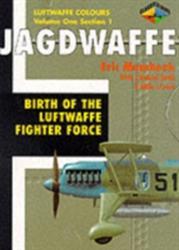 Jagdwaffe - etc. , Eric Mombeek (ISBN: 9780952686750)