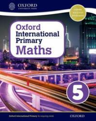 Oxford International Primary Maths: Stage 5: Age 9-10: Student Workbook 5 (ISBN: 9780198394631)