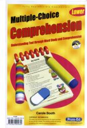 Multiple Choice Comprehension - Understanding Text Through Word Study and Comprehension (ISBN: 9781864005660)