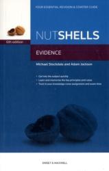 Nutshells Evidence (ISBN: 9780414045934)