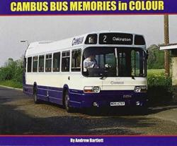 Cambus Bus Memories in Colour (ISBN: 9781906919726)