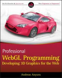 Professional WebGL Programming (ISBN: 9781119968863)