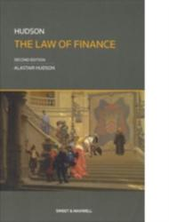 Hudson Law of Finance (ISBN: 9780414027640)