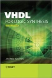 VHDL for Logic Synthesis (ISBN: 9780470688472)