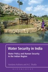 Water Security in India - Vandana Asthana, A. C. Shukla (ISBN: 9781441179364)