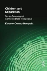 Children and Separation (ISBN: 9780415646529)