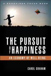 Pursuit of Happiness - Carol L. Graham (ISBN: 9780815724049)