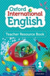 Oxford International English Teacher Resource Book 1 (ISBN: 9780198392194)