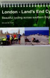 London - Land's End Cycle Route - Beautiful Cycling Across Southern England (ISBN: 9780957661707)