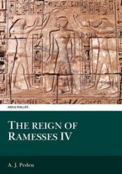 Reign of Ramesses IV (ISBN: 9780856686221)