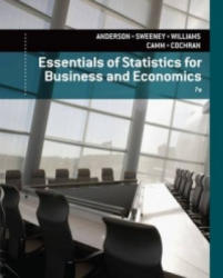 Essentials of Statistics for Business and Economics (ISBN: 9781133629658)
