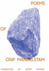 Poems of Osip Mandelstam (ISBN: 9780811222907)
