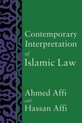 Contemporary Interpretation of Islamic Law (ISBN: 9781783062133)