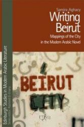 Writing Beirut (ISBN: 9780748696246)
