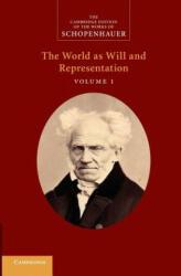 Schopenhauer: The World as Will and Representation: Volume 1 (ISBN: 9781107414778)