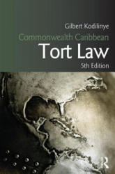 Commonwealth Caribbean Tort Law (ISBN: 9780415723039)